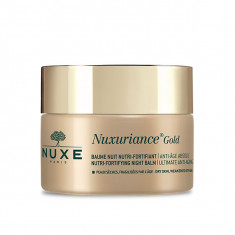 NUXE Nuxuriance Gold Baume NUIT Nutri-Fortifiant Anti-Age Absolu 50ml