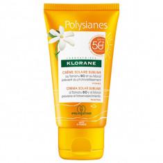 KLORANE POLYSIANES Crème Visage SPF50 - 50ml