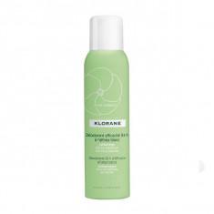 KLORANE Déodorant Spray Efficacité 24H à l'Althéa Blanc 125 ml