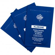 PATCHS LISSANTS DEFATIGANTS KLORANE 7x2 PATCHS