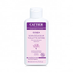 GYNEA SOIN DOUCEUR TOILETTE INTIME CATTIER 200ML