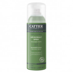 SAFE-CONTROL DEODORANT SPRAY CATTIER 100ML