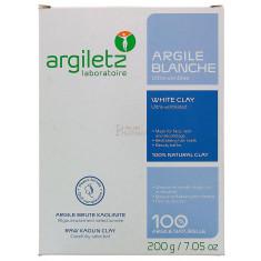 ARGILE BLANCHE ULTRA-VENTILEE ARGILETZ 200G