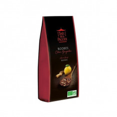THES DE LA PAGODE - Rooibos Citron Gingembre BIO - 100g
