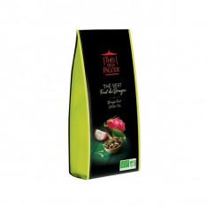 THES DE LA PAGODE - Thé Vert Fruit du Dragon -100g