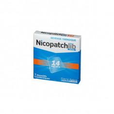 NICOPATCHLIB 14 mg/24 heures, dispositif transdermique – 7 sachets