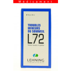 L 72, solution buvable en gouttes - 30ML