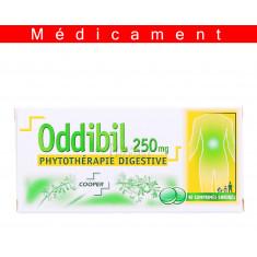 ODDIBIL 250 mg, comprimé enrobé – 40 comprimés