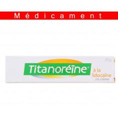 TITANOREINE A LA LIDOCAINE 2 POUR CENT, crème – 20G