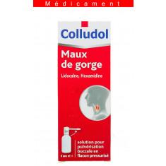 COLLUDOL, solution pour pulvérisation buccale en flacon pressurisé – 30ML