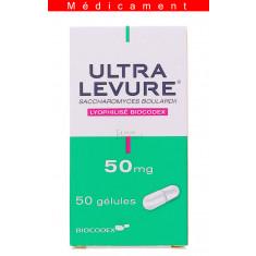 ULTRA-LEVURE 50 mg, gélule – 50 gélules