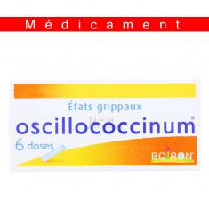 OSCILLOCOCCINUM, dose – 6 doses