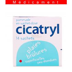 CICATRYL, pommade en sachet-dose