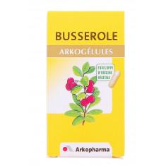 ARKOGELULES BUSSEROLE ARKOPHARMA 45 GELULES