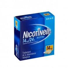 NICOTINELL TTS 14 mg/24 h, dispositif transdermique – 28 dispositifs