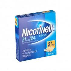 NICOTINELL TTS 21 mg/24 h, dispositif transdermique – 7 dispositifs