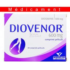 DIOVENOR 600 mg, comprimé pelliculé – 30 comprimés