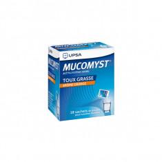 MUCOMYST 200 mg, poudre pour solution buvable 18 sachets