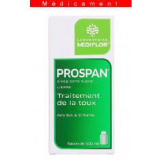 PROSPAN SANS SUCRE, sirop – 100ML