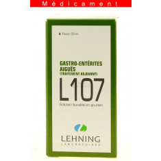 L 107, solution buvable en gouttes  - 30ML