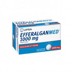 EFFERALGANMED 1000 mg, comprimé effervescent – 8 comprimés