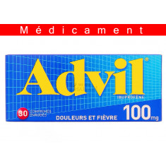 ADVILMED 100 mg, comprimé enrobé – 30 comprimés