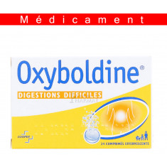 OXYBOLDINE, comprimé effervescent – 24 comprimés