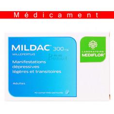 MILDAC 300 mg, comprimé pelliculé