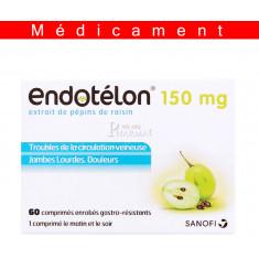 ENDOTELON 150 mg, comprimé enrobé gastro-résistant – 60 comprimés