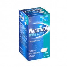 NICOTINELL MENTHE 1 mg, comprimé à sucer – 96 comprimés