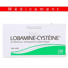 LOBAMINE CYSTEINE, gélule – 120 gélules