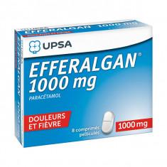 EFFERALGANTAB 1 g, comprimé pelliculé – 8 comprimés