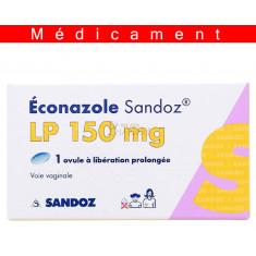 ECONAZOLE SANDOZ L.P. 150 mg, ovule à libération prolongée – 1 ovule
