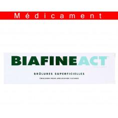 BIAFINEACT, émulsion pour application cutanée
