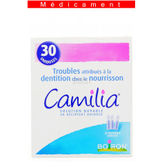 CAMILIA, solution buvable en récipient unidose