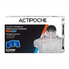 ACTIPOCHE Coussin Thermique Cervicales et Trapézes