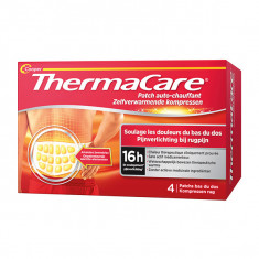 THERMACARE Patch Chauffant Dos x4