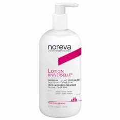 NOREVA LOTION UNIVERSELLE Dermo-Nettoyant Micellaire 500ML