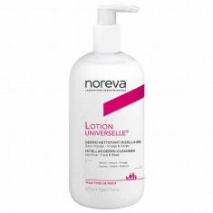 NOREVA LOTION UNIVERSELLE Dermo-Nettoyant Micellaire 500ML