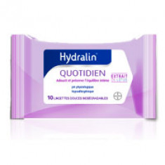 HYDRALIN QUOTIDIEN LINGETTES INTIMES x 10
