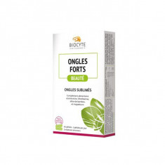 BIOCYTE Ongles Forts 40 gélules
