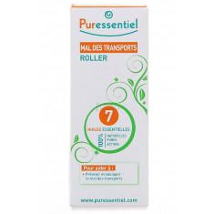 PURESSENTIEL MAL DES TRANSPORTS ROLLER 7 HUILES 5ML