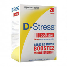 D-STRESS BOOSTER SYNERGIA x 20 SACHETS
