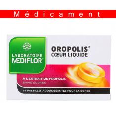 OROPOLIS COEUR LIQUIDE, pastille à sucer – 16 pastilles