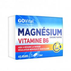 GOVITAL Magnesium + B6 - 45 Gélules