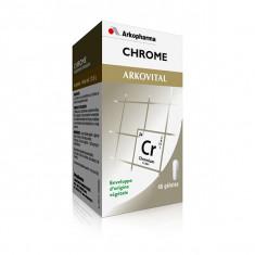 ARKOVITAL CHROME ARKOPHARMA 45 GELULES