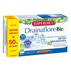 SUPER DIET DRAINAFLORE DETOX 30 AMPOULES