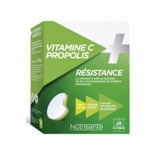NUTRISANTE Vitamine C + Propolis 24 comprimés