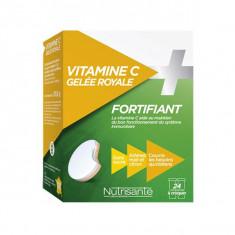 NUTRISANTE Vitamine C + Gelée Royale 24 comprimés