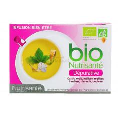 DEPURATIVE INFUSION BIO NUTRISANTE x 20